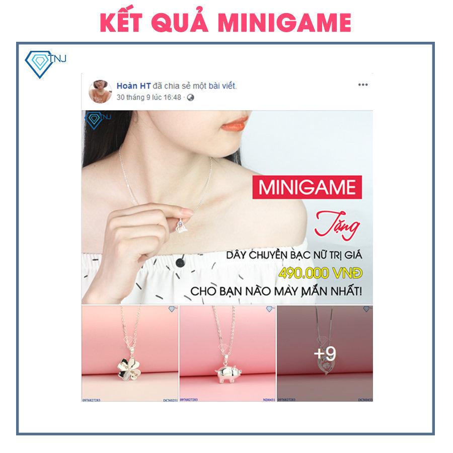 Kết quả minigame ngày 30/09