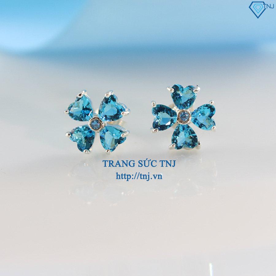 bong-tai-bac-nu-co-4-la-dinh-da-xanh-duong-btn0032