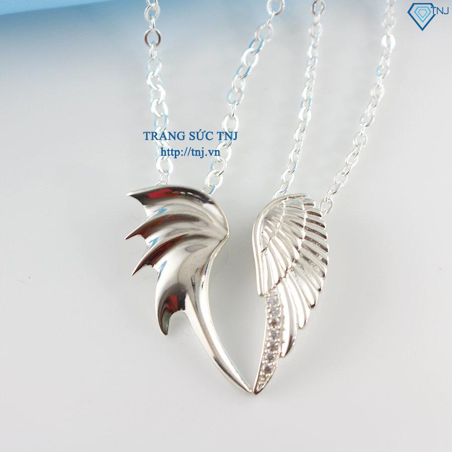 Dây chuyền đôi cánh thiên thần DCD0007