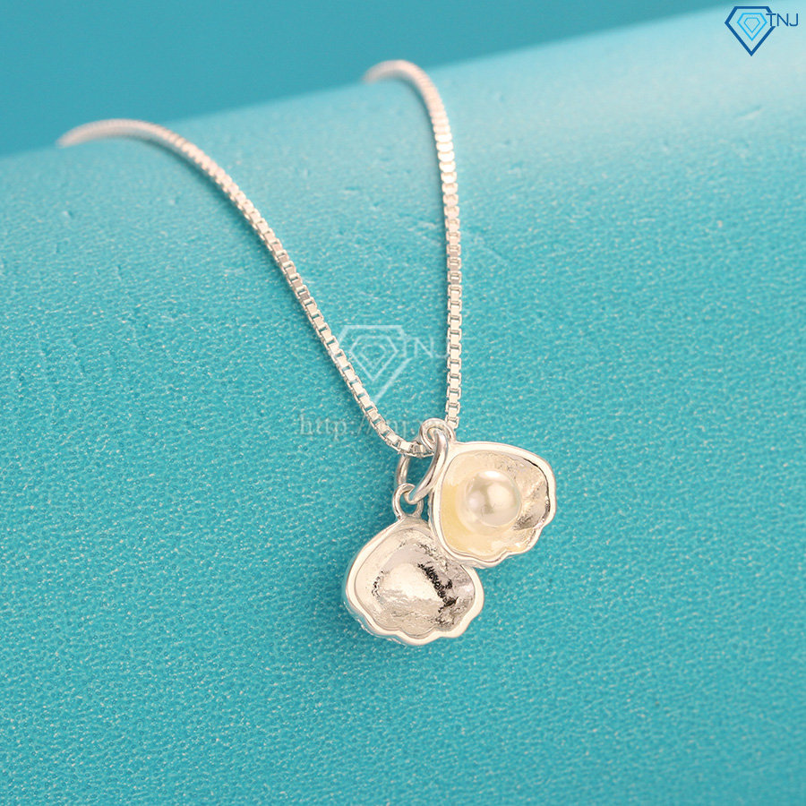 Dây chuyền bạc nữ giá 200k đẹp DCN0438