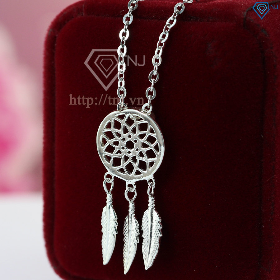 day-chuyen-bac-nu-mat-dreamcatcher-dcn0139