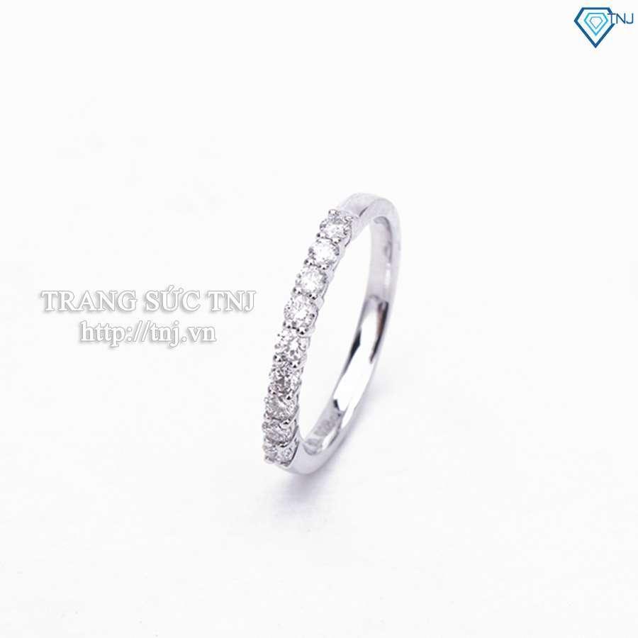 nhẫn đôi bạc nhẫn cặp bạc đẹp nd0152