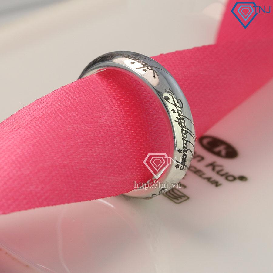 Nhẫn nam chúa tể những chiếc nhẫn NNA0123