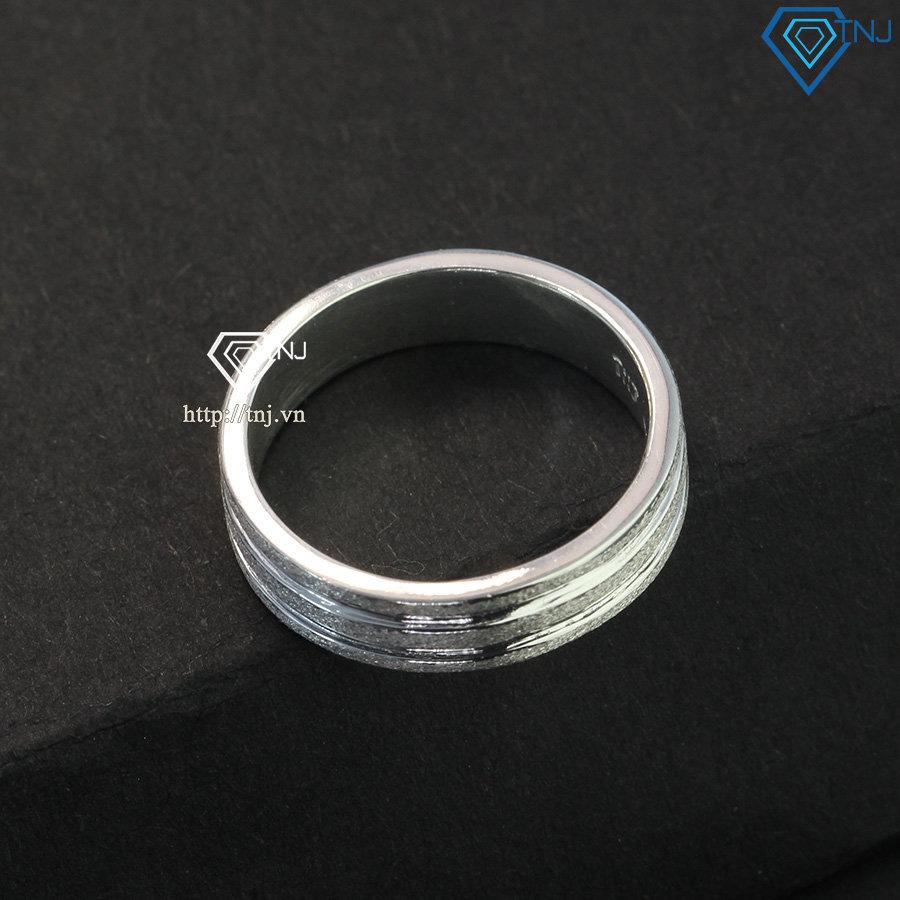 Nhẫn bạc nam đeo ngón út NNA0124