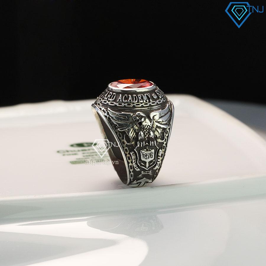 Nhẫn Mỹ bằng bạc năm 1876 NNA0127