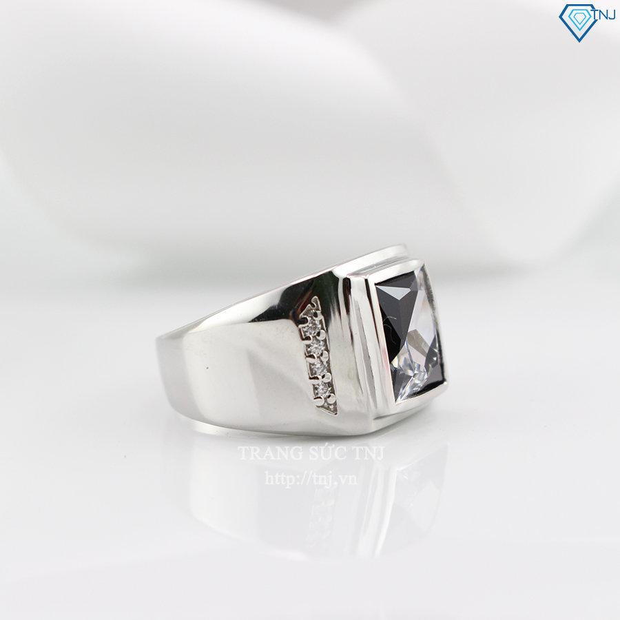 Nhẫn nam bạc đẹp NNA0047