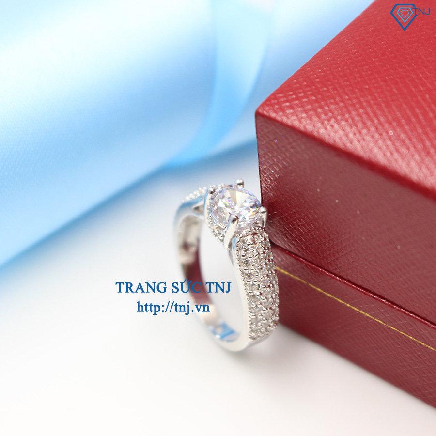 Nhẫn bạc nữ cao cấp NN0169