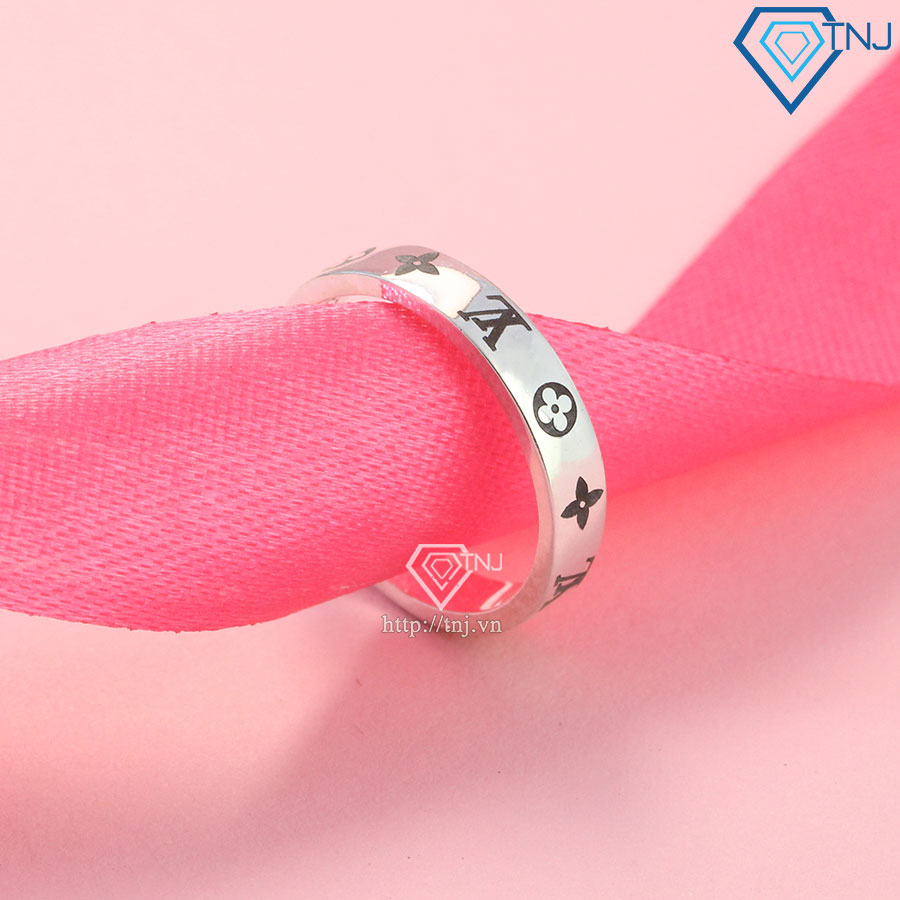 Nhẫn bạc nữ cá tính NN0265