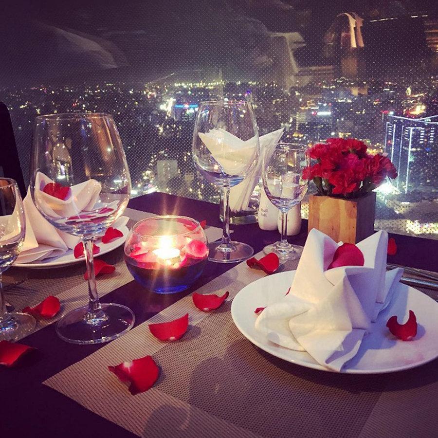Một bữa tối lãng mạn ngày 14/2 sẽ giúp hâm nóng tình cảm với đối phương